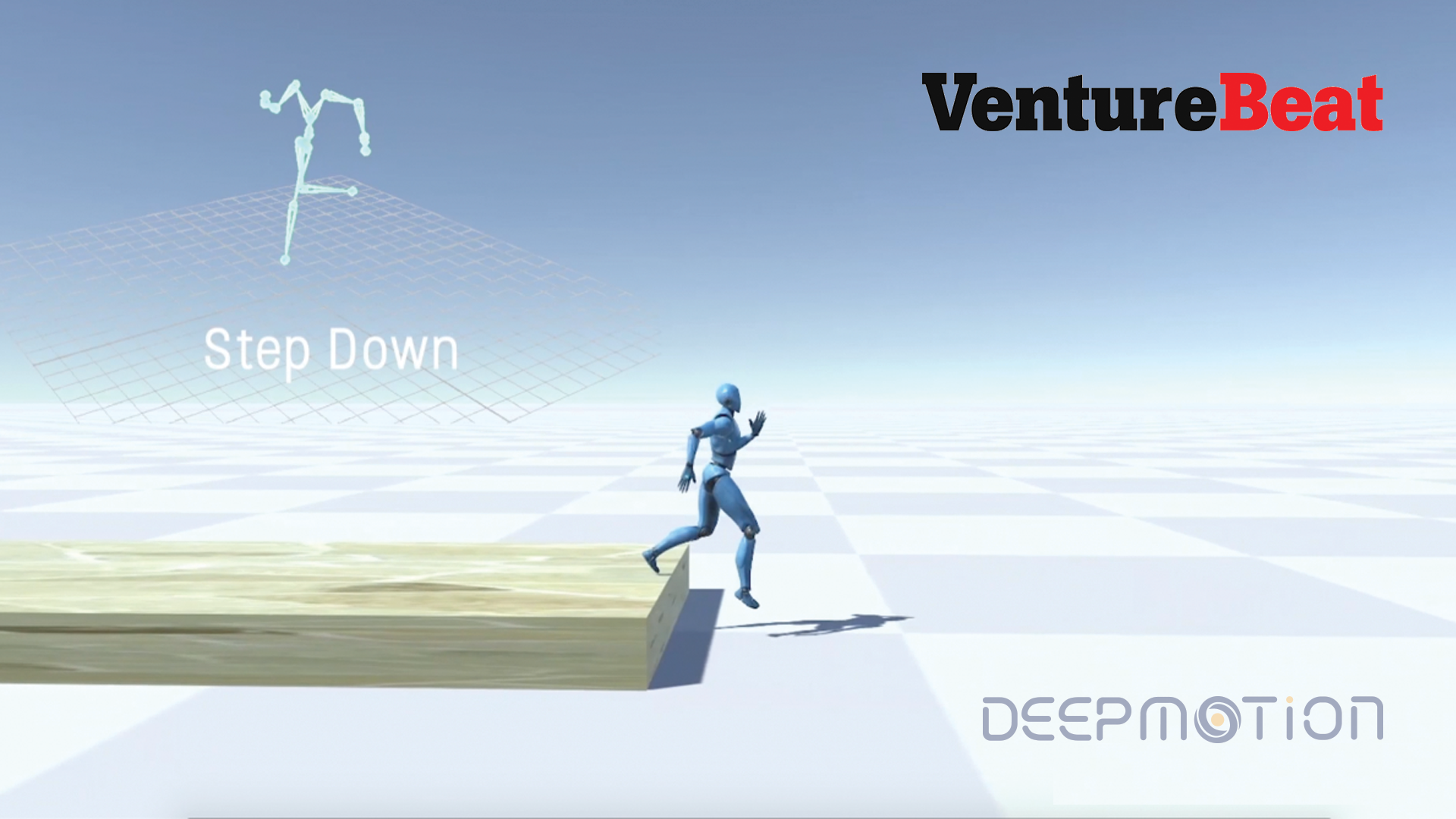 VentureBeat: How DeepMotion uses AI to create believable characters
