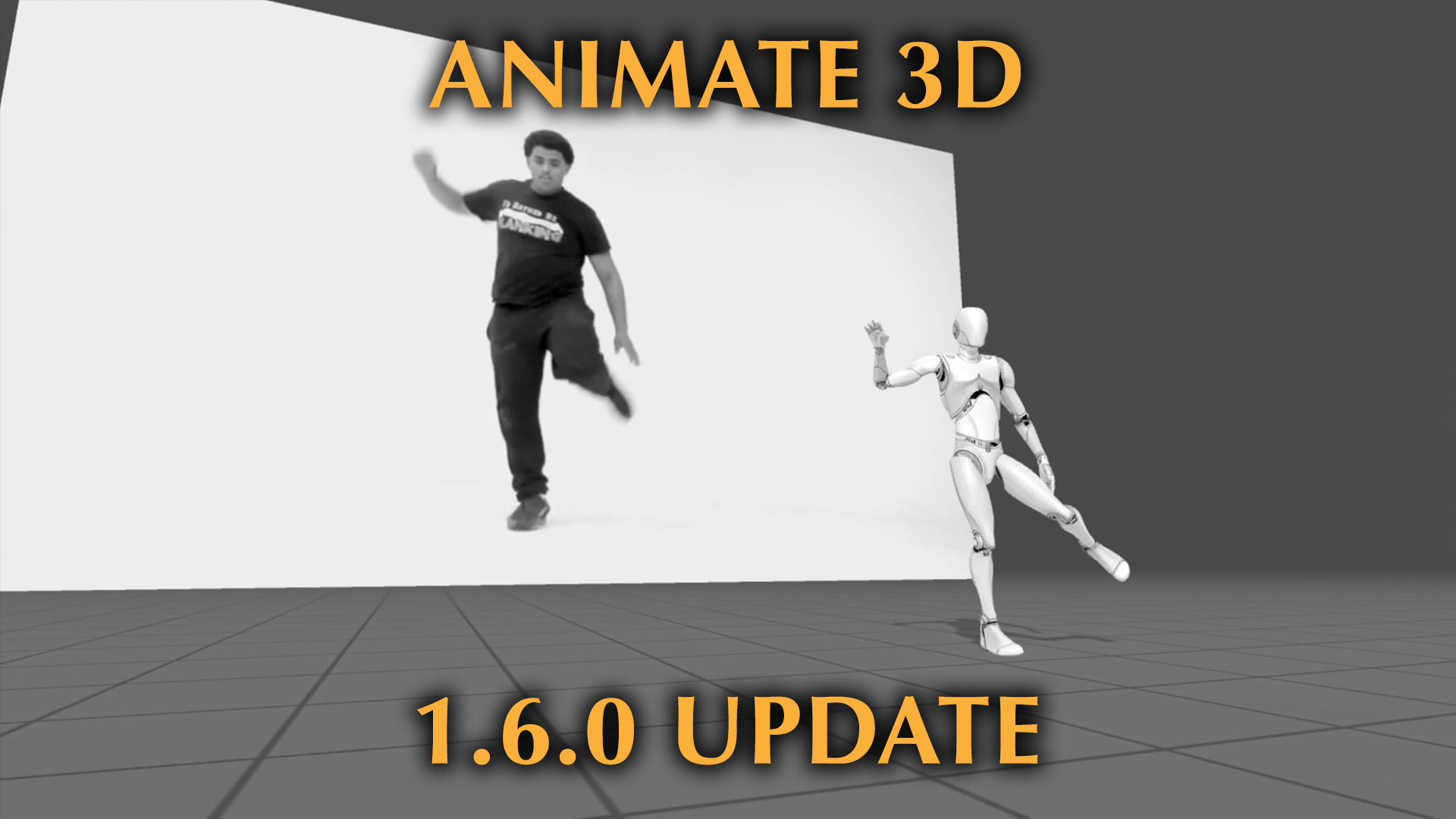 Animate 3D - Version 1.6.0 Release
