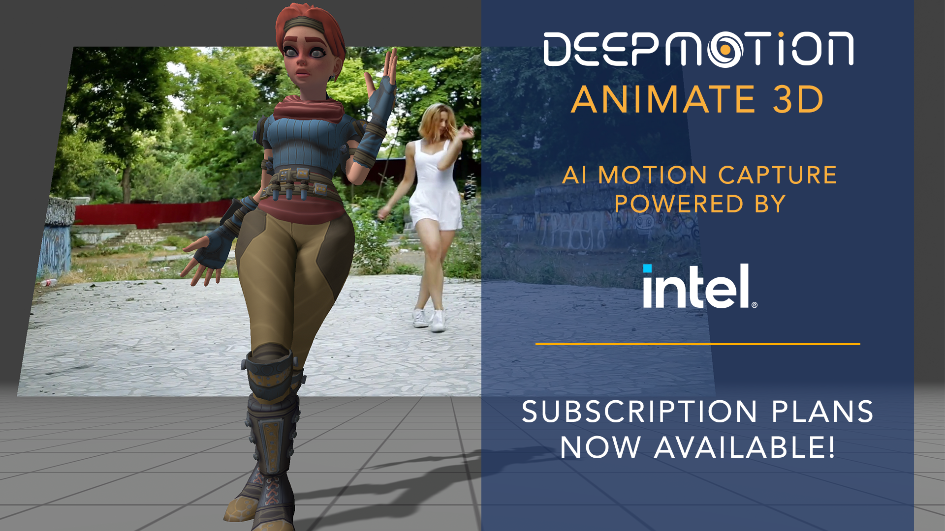 Animate 3D Subscription Launch