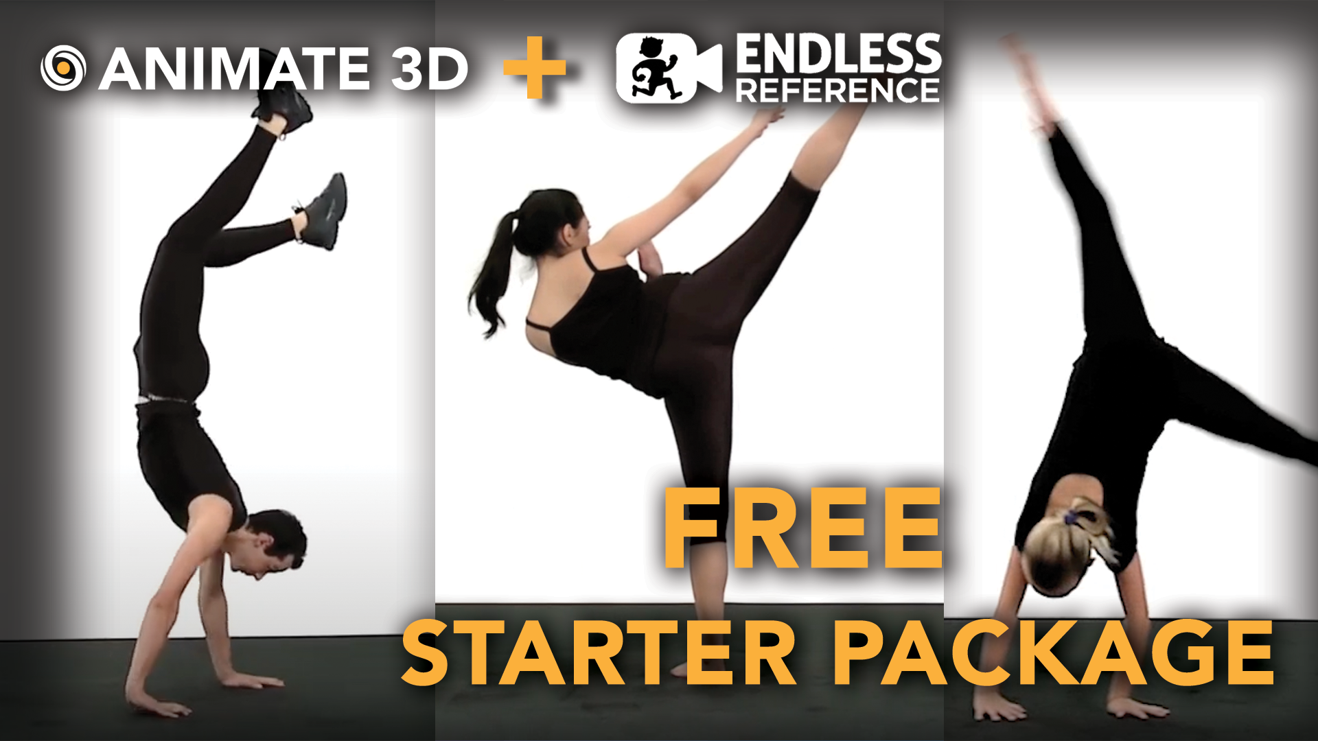 Animate 3D - FREE Starter Package