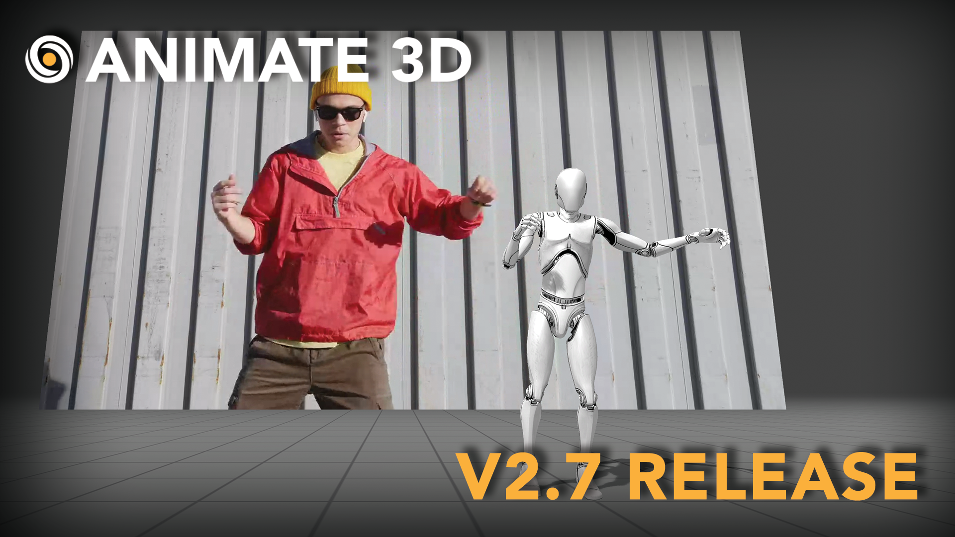 Animate 3D - V2.7 Release: Half Body Tracking, Sports Analysis + More!
