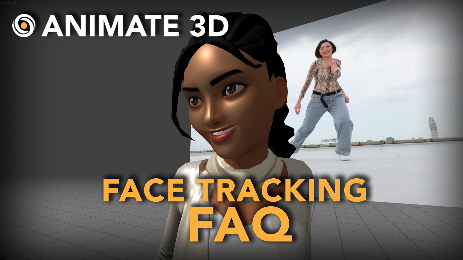 Animate 3D: Face Tracking FAQ