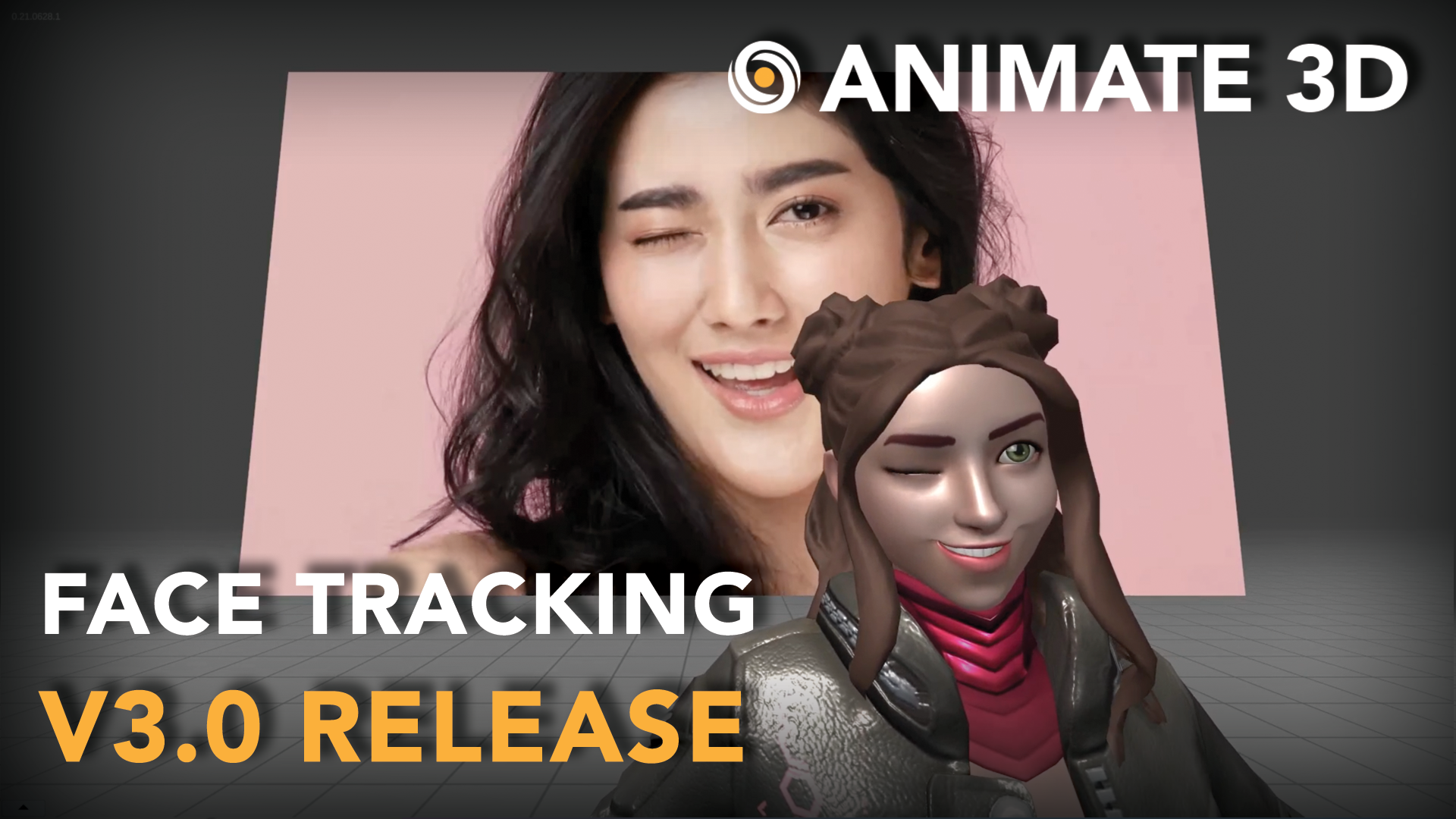 Animate 3D: V3.0 - Face Tracking &  Annual Plans