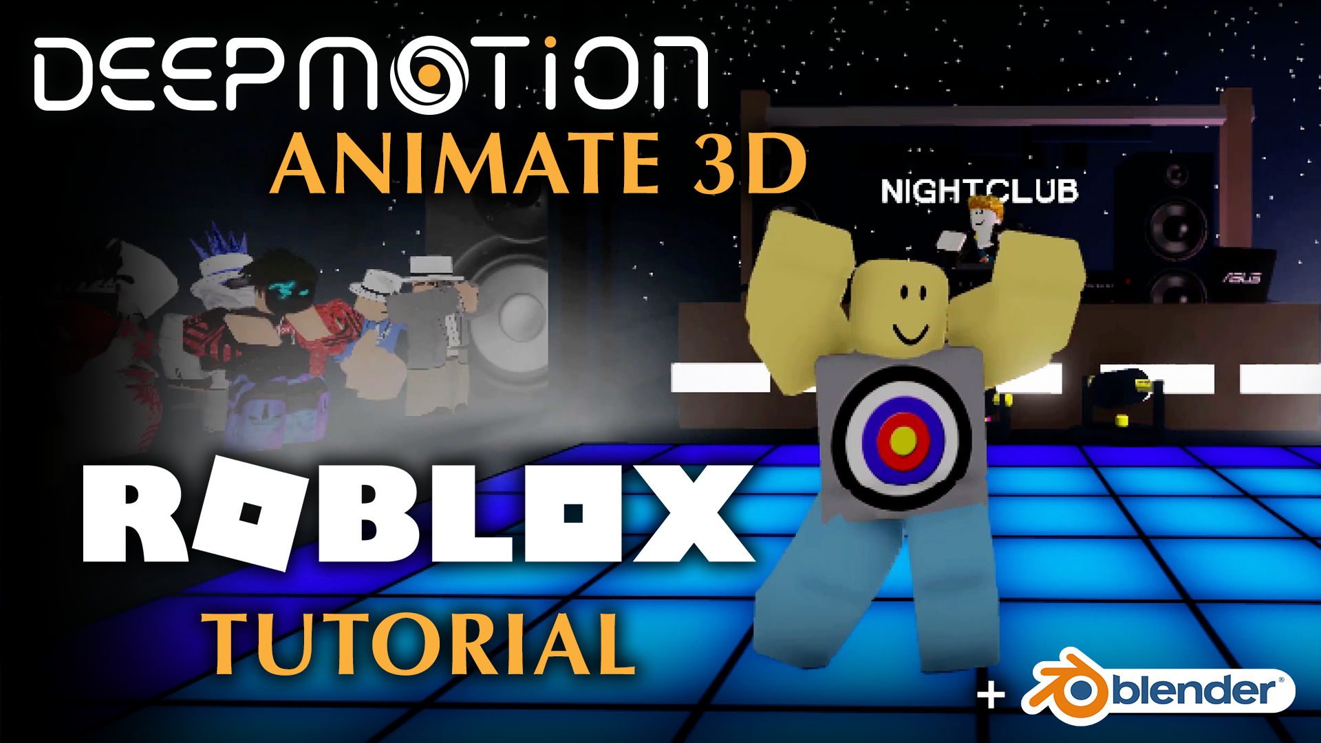 Roblox Tutorial: How to Animate In the Metaverse With AI Motion Capture & Blender