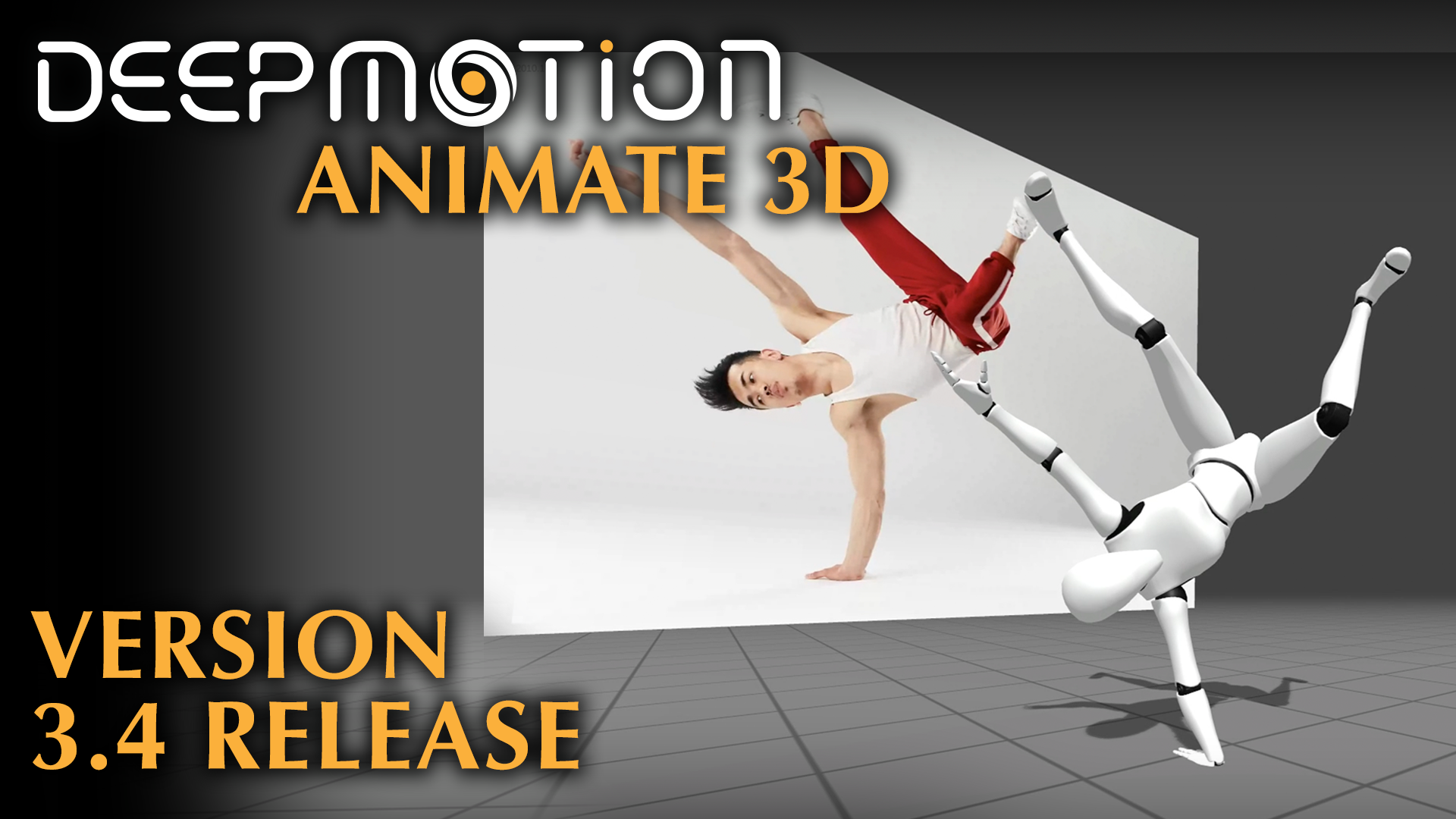 Animate 3D V3.4 - 3D Pose From Image, Rerun Animations & More!